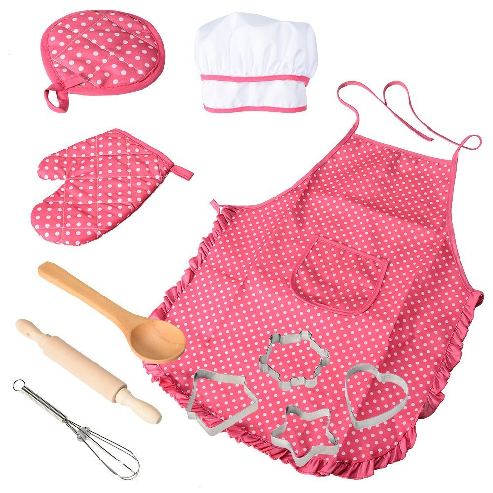 Kitchen Deluxe Chef Set