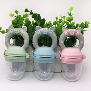 Fresh Food Nibbler - Baby Feeder