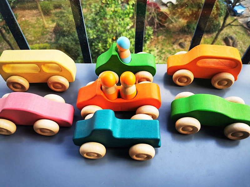 Quality Wooden Montessori Toys