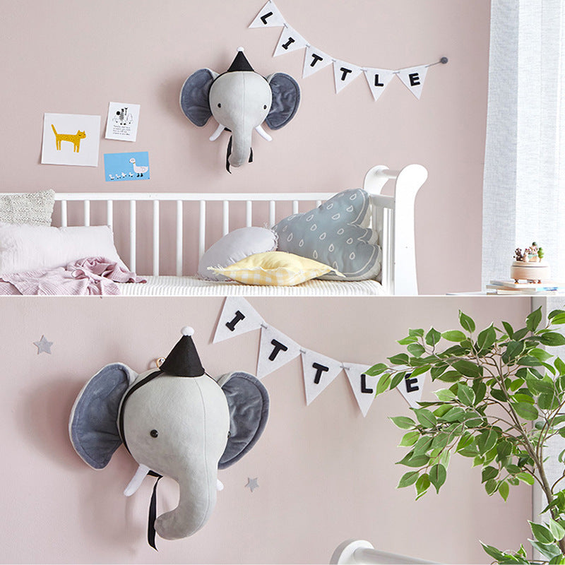 Nursery Plush Wall Decor