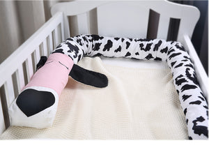 100 % Cotton Baby Crib Bumper by Frugalbabies.com