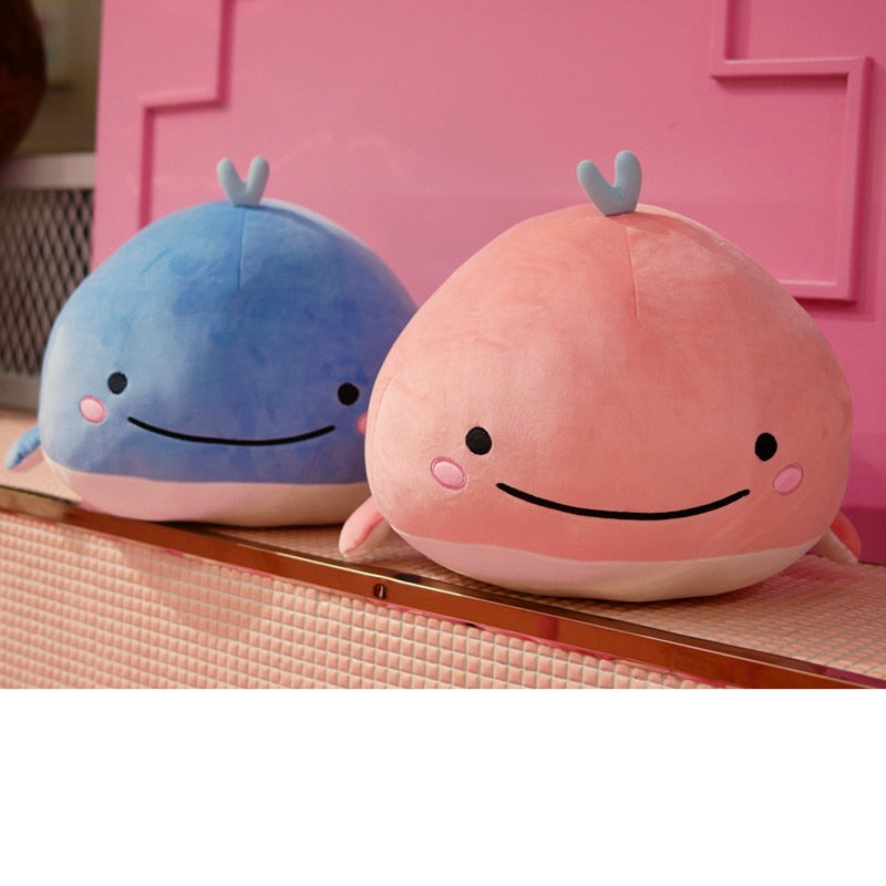 Whale Plush Soft Toy by Frugalbabies.com