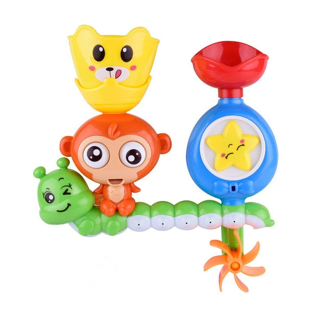 Classical Monkey Water Wheel by frugalbabies.com