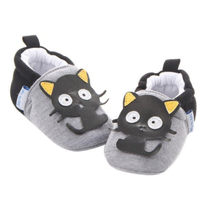 Soft Cotton Baby Slippers  by Frugalbabies.com
