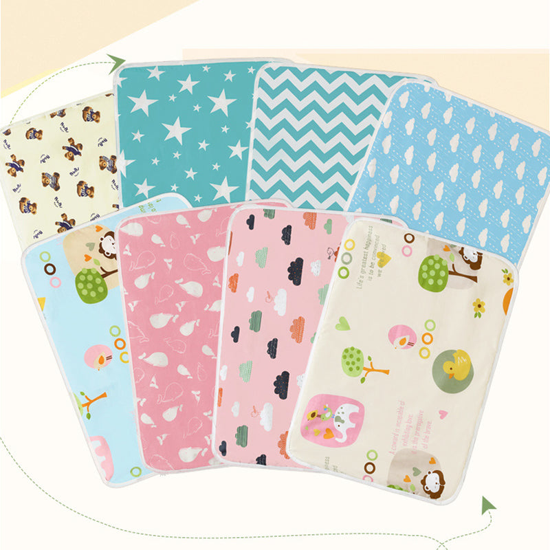 Baby Diaper Changing Mat by Frugalbabies.com