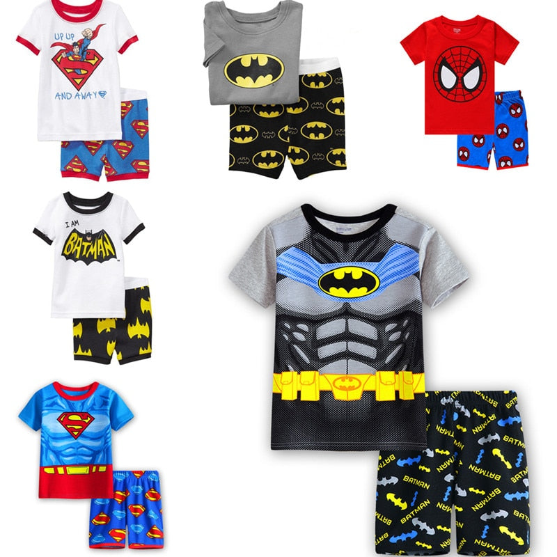 Cartoon Two Piece Pajama Set by frugalbabies.com
