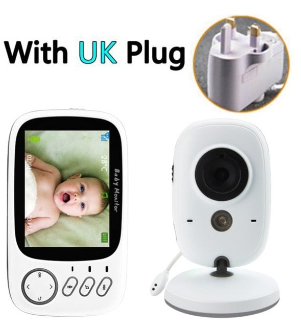 Wireless Baby Monitor by frugalbabies.com