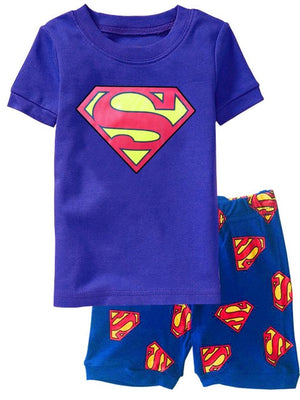 100 % Cotton Sleepwear Sets for Boys