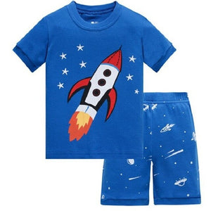 100 % Cotton Sleepwear Sets for Boys by Frugalbabies.com