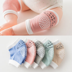 Anti-slip Baby Knee-pads by frugalbabies.com