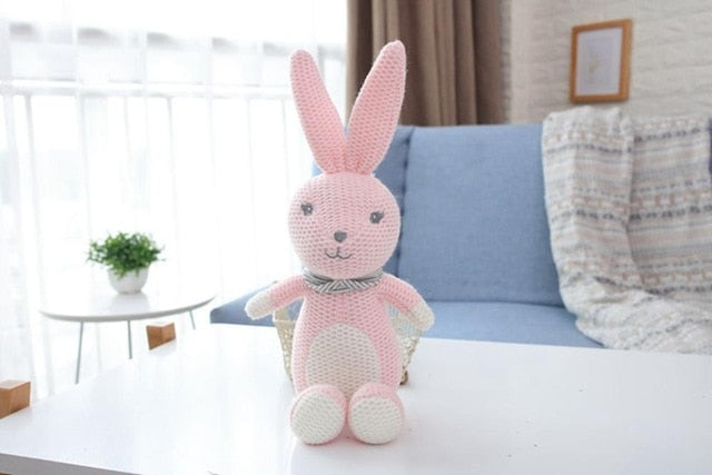 High Quality Knitted Plush Toy
