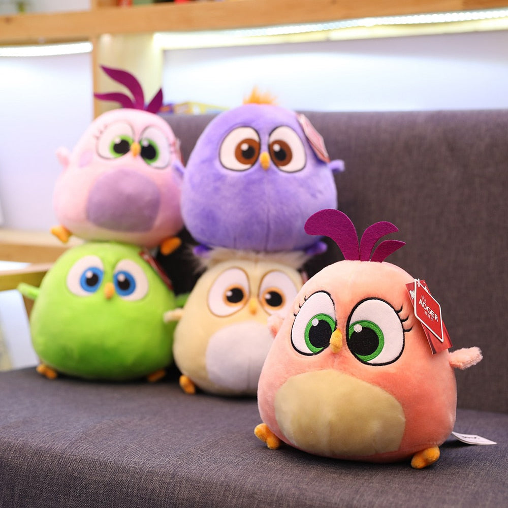 Angry Birds Plushy by frugalbabies.com