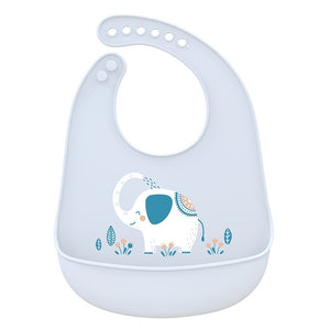 Silicone Baby Bibs  by Frugalbabies.com