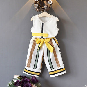 Little Ladies Summer Two Piece Sets