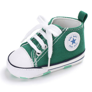 Baby Anti-Slip Soft Cotton Casual Sneakers
