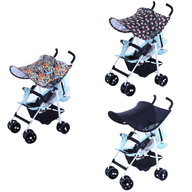 Baby Stroller Accessories Blanket Car Seat Sunshade UV Cover Canopy Cover Mat