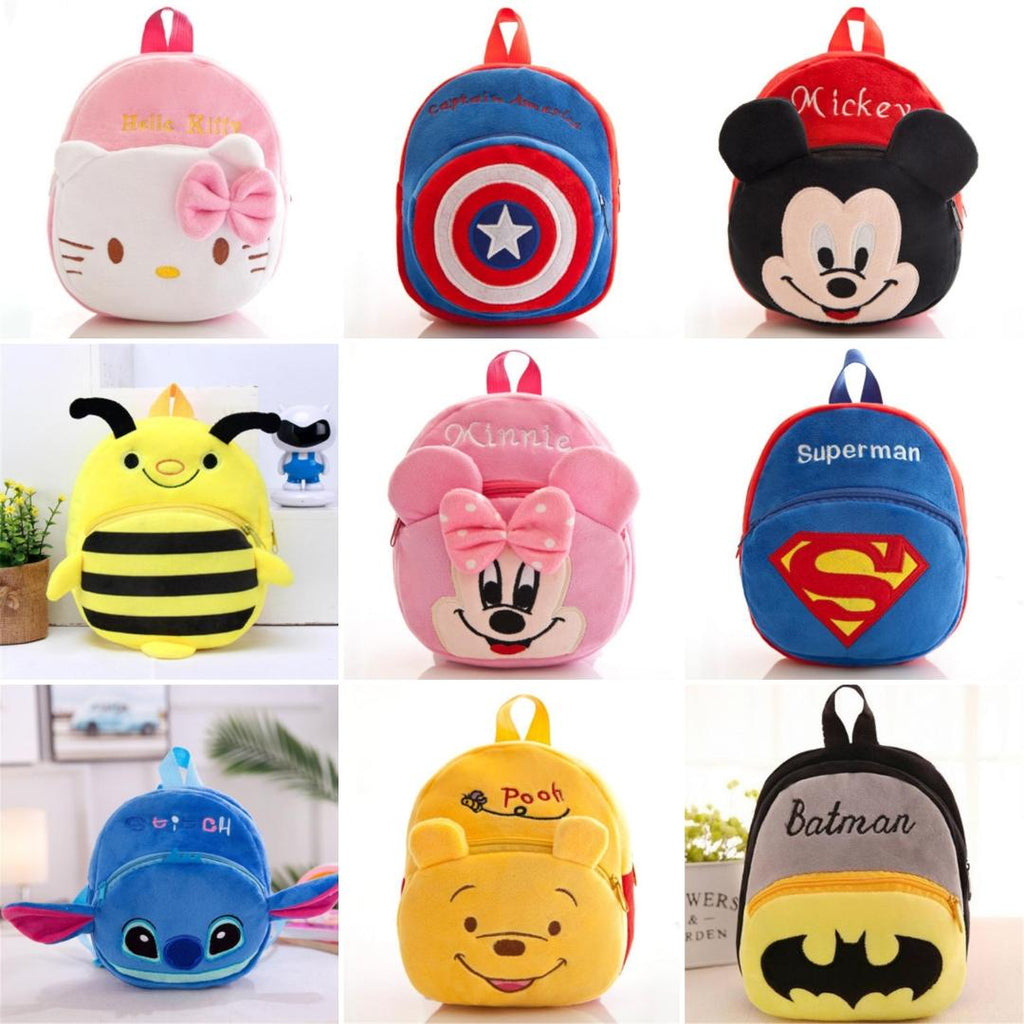 Disney Plush Backpack