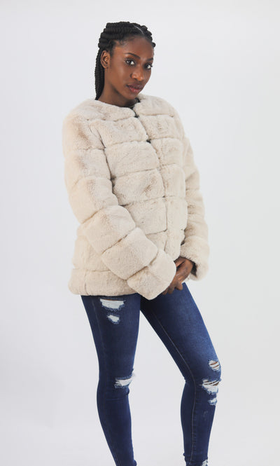 Callysto Fur Jacket