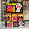 Schylling The Groovy Glob Coloring Changing Nee Doh Stress Ball 019649235650