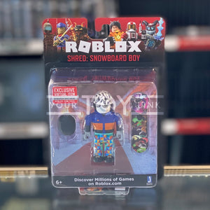 Jazwares Roblox Shred Snowboard Boy Core Action Figure 191726004073 a