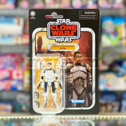 "Hasbro Star Wars The Vintage Collection TVC 3.75"" Clone Commander Wolffe Action Figure 5010993736867"