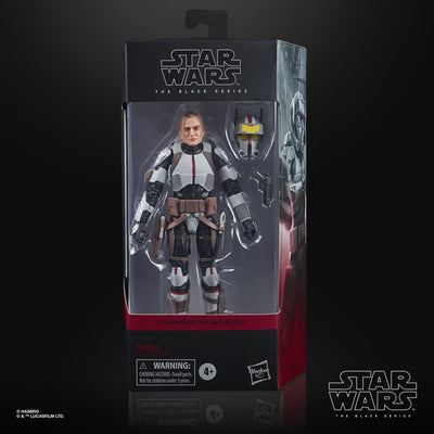 Hasbro Star Wars The Black Series The Clone Wars Bad Batch Tech Action Figure 5010993828005