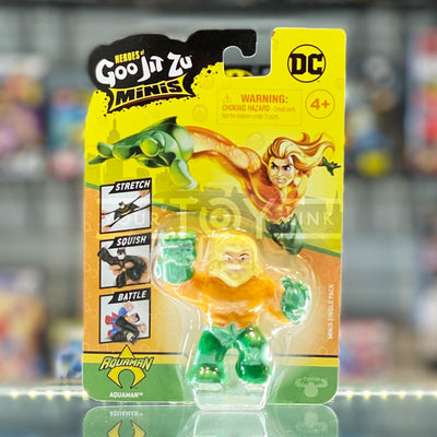 Moose Toys Heroes of Goo Jit Zu DC Comics Hero Pack Chase Rare Superman Action Figure 630996411551
