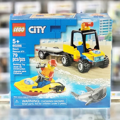 LEGO Classic 60286 City Beach Rescue ATV 673419336710