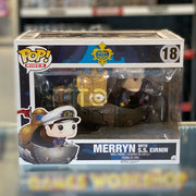 Funko POP! #018 Song of the Deep Merryn with S.S. Eirnin Action Figure 849803093358 a
