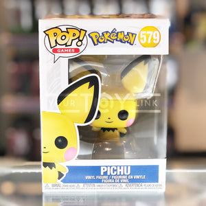 Funko POP! #579 Pokemon Master Pichu Action Figure 889698468626