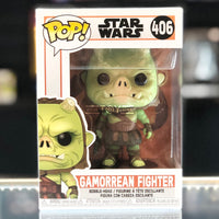 Funko POP! Star Wars The Mandalorian Gamorrean Fighter #406 889698509596 a