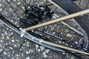 ARCC Abington listed in Velorution's Best Bikes with Gates Carbon Belt Drive
