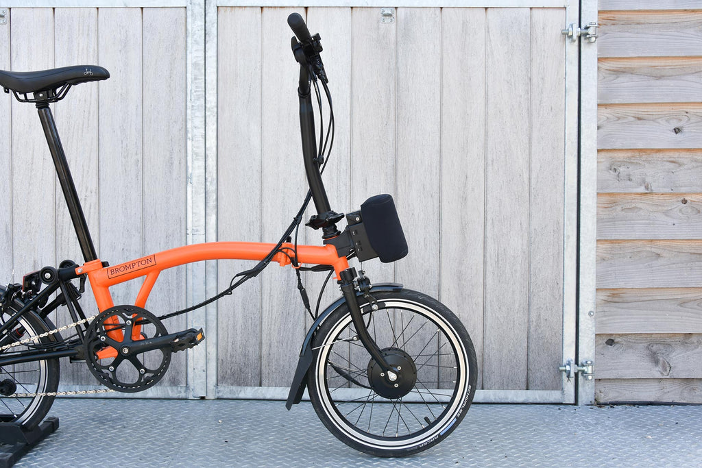 The ARCC Brompton: The Ultimate Commuter Bike