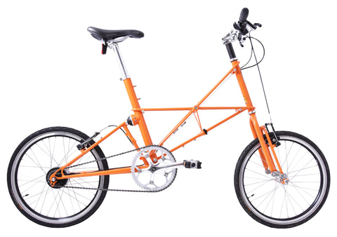 Orange Moulton® TSR