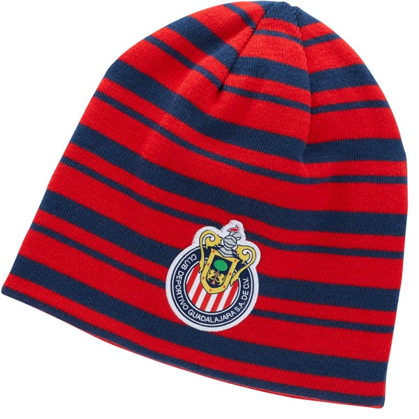 PUMA Men's Chivas Reversible Beanie Red/Navy