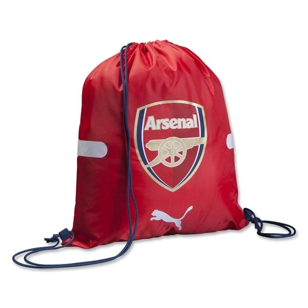 PUMA Arsenal Graphic Carrysack High Risk Red/Estate Blue/White