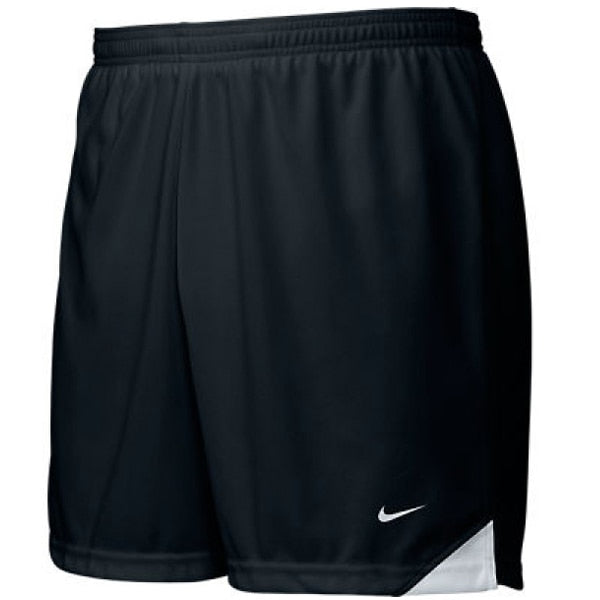Nike Tiempo Youth Soccer Shorts Black/White