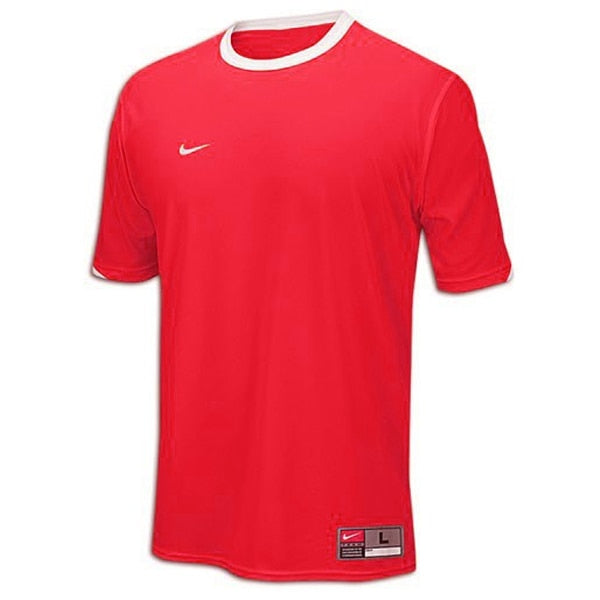 Nike Kids Tiempo Training Jersey Red/White