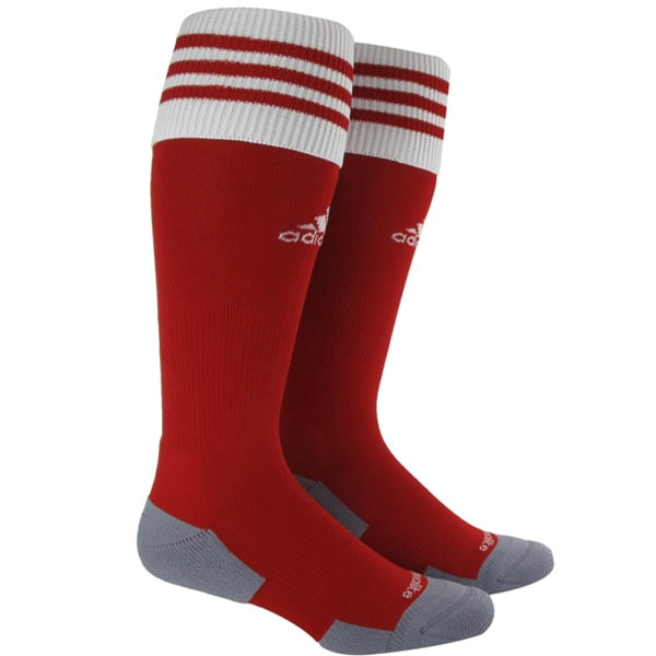 adidas Copa Zone Cushion II Soccer Socks Red