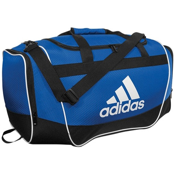 adidas Small Defender Duffel Bag  Royal Blue
