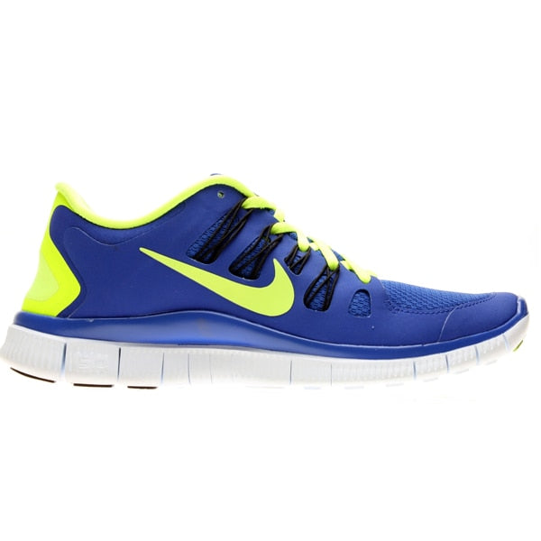 Nike Men's Free 5.0+ Running Shoes Hyper Blue/Black/Blue Tint