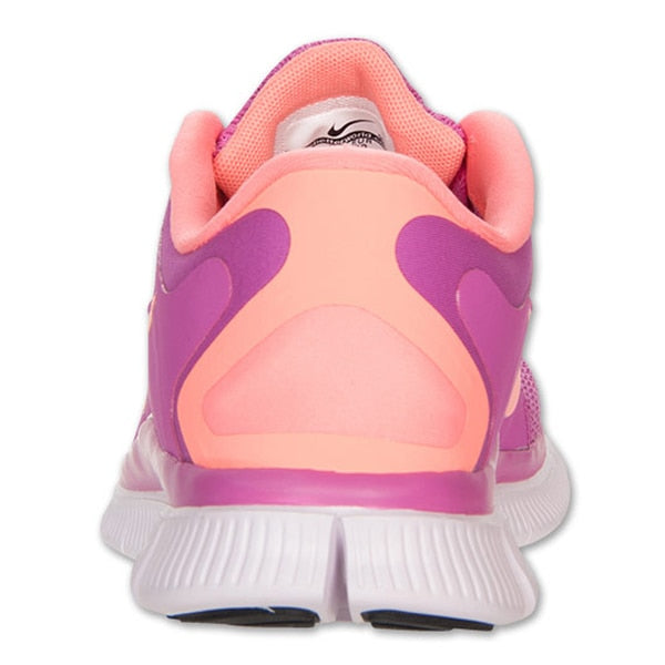 Nike Women's Free 5.0+ Running Shoes Club Pink/Anthracite/Light Violet