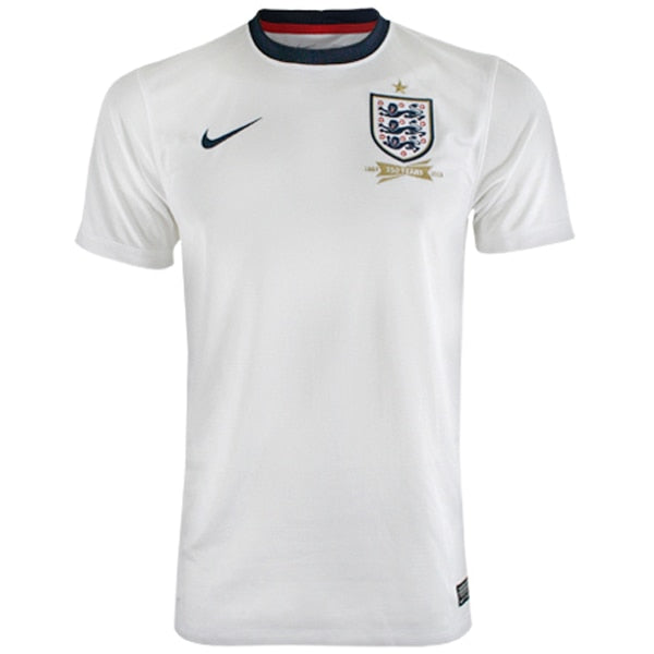 Nike Kids England 13/14 Home Jersey White