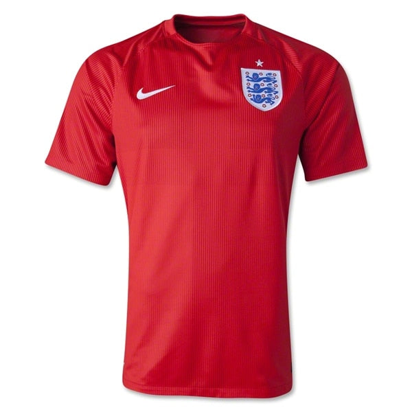 Nike Youth England 2014 Away Stadium Jersey Challenge Red/Varsity Red/White