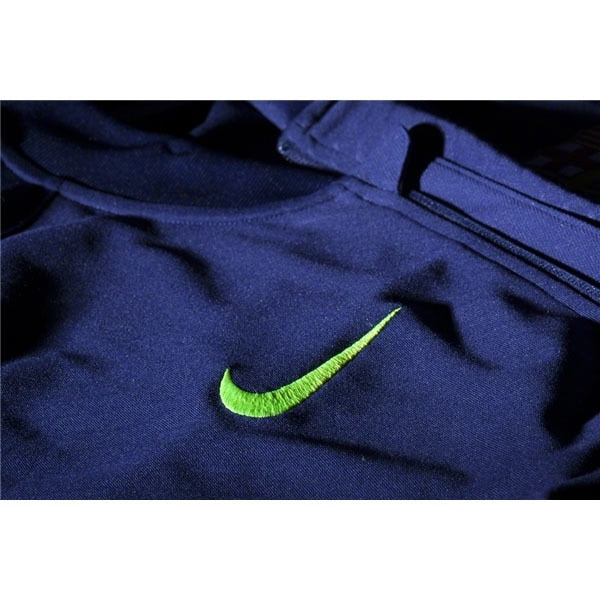 Nike Men's FC Barcelona Prematch Sideline Jacket Loyal Blue