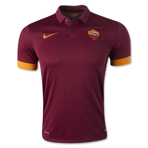 Nike Men's AS Roma 14/15 Home Jersey Red