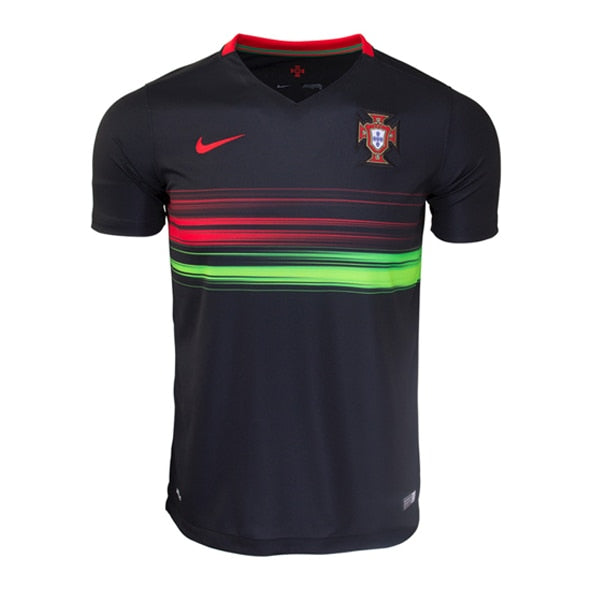 Nike Men's 2015 Portugual Away Jersey Challenge Red/White