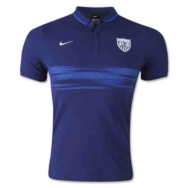 Nike Men's USA Polo Loyal Blue