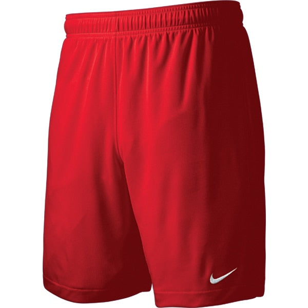 Nike Kids Equaliser Soccer Shorts Red