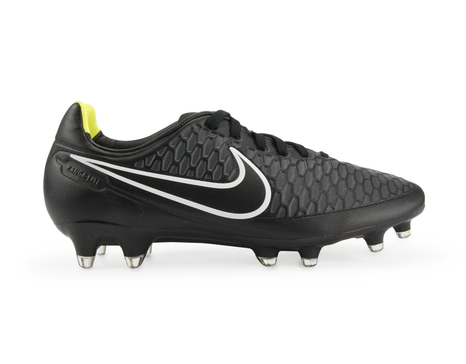 Nike Men's Magista Orden FG Black/Volt/Black